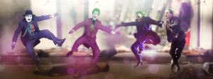 Joker's Dance by josefreittas