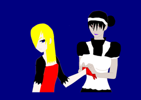 My Black Butler OCs by yaoilover998