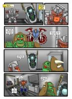 Csirac - Issue #1 - Page 1 by TF-TVC