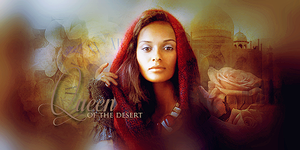 Queen of the desert by imLilus