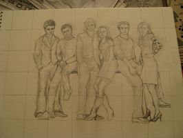 Mortal Instruments WIP by ggns
