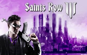 Saints Row The Third Wallpaper by UniversalDiablo