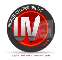 unlimited vacation llc logo by ijographicz