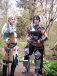 Kirkwall's Apostates by D2SCosplay