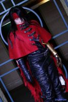 Vincent Valentine by RedDeath1888