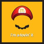 I'm a-lovin' it by ThePea