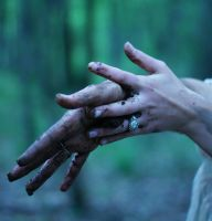 Hands by Leona-Snow