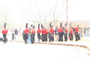 Parade in Snow by justamom