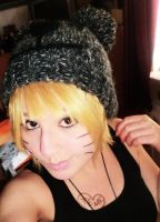 I love this hat... and my Teme :D by missesuzumaki