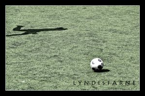 Shadow football by lyndisfarne