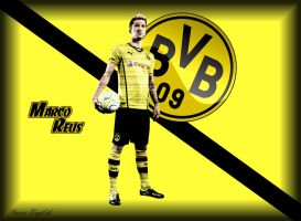 Marco Reus Wallpaper by PanosEnglish