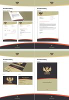 coronr corporate design by BeJay