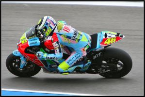 Valentino Rossi - I by VisionPhotography