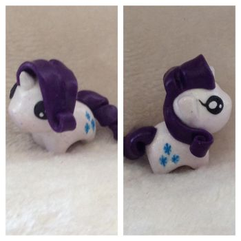 Tiny Rarity Inspired Sculpt [FOR SALE] by PlushatiersINC