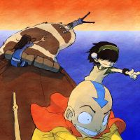 Tribute to Last Airbender by Worthikids
