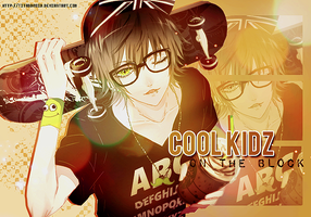 Cool Kidz on The Block by titandroid