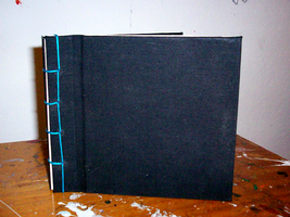 Cover and Binding by midori-no-ink