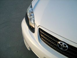Toyota Corolla Closeup 3 by gloomknight