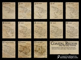 Fantasy Map - Step-by-step tutorial by Djekspek