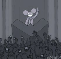 Deadmau5 Lines by EddieHolly