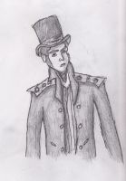 Random Guy in a top hat by ColinGhastslayer