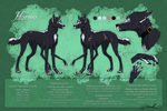 Harma refsheet by EscapingValhalla