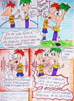 Pag. 27 'El Plan' Comic PnF by KarlaTerry
