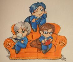 Sailor Starlights by forestfruits1