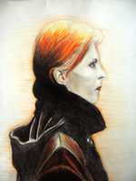Sound and Vision (Bowie) by AmyTheLady