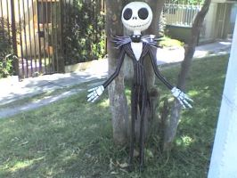 Handmade Jack Skellington by monikeira