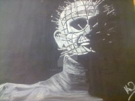 Pinhead by kwelly
