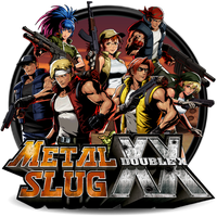 Metal Slug XX game icon by 19Sandman91