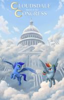 Cloudsdale Congress by Choedan-Kal