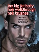 Hair Tutorial Brushes by nathie