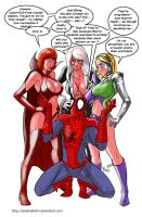 TLIID 127. Spidey and the Sinister Six by AxelMedellin