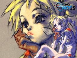 Chrono Cross 'Where are You?' by CJ-Darkness