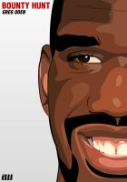 Greg Oden Bounty Hunted by 5MILLI