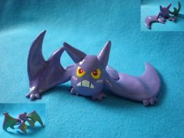 Crobat is awesome by Foureyedalien