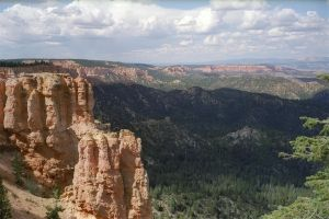 Bryce Canyon by wycked-stock