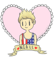 Niall by atomickelsey