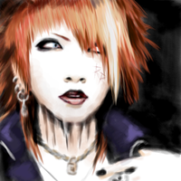 Gazette series num.3 Ruki by Shigai