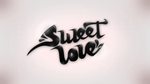 Sweet love Typography by FranzDzn