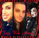 Jayy Von Monroe Edit by Darkgurl1234
