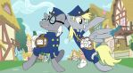 Mail Carriers by chocoqueen112