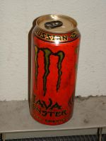 Java Monster... just for show by ButteryLegionnaire