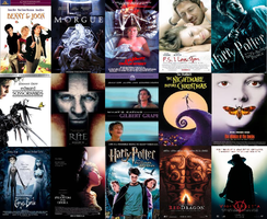 My top fifteen movies .No.Order. by John-locked