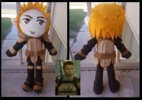 Alistair Plush::Second Attempt by xXChibiPandyChanXx