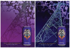 Energy drink ad by Verine