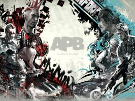 All Points Bulletin fan sit bg by mihaimcm94