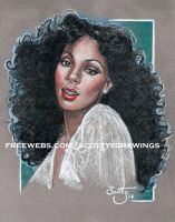 Donna Summer by scotty309